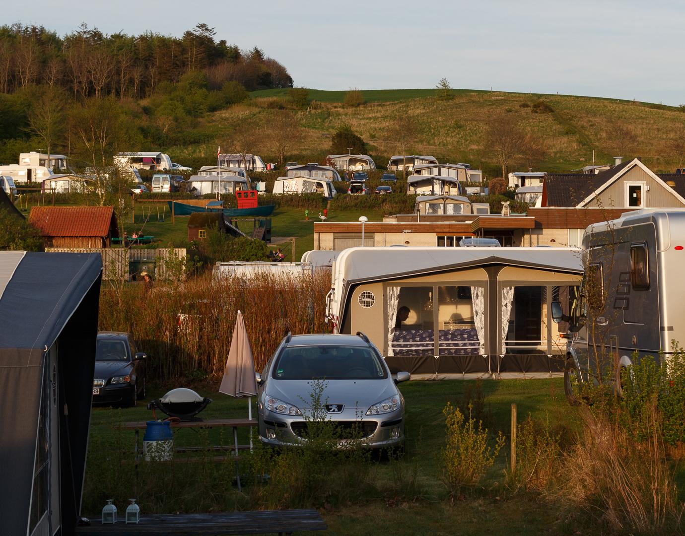 Kunne du tænke dig at komme på camping ved Limfjorden?
