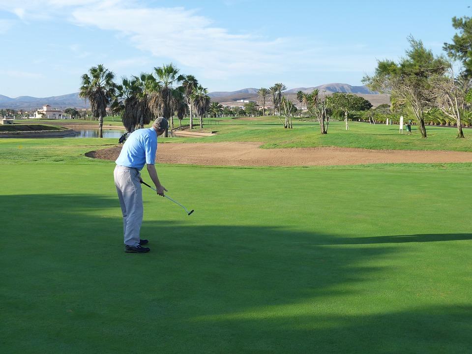 Golfferie på Tenerife
