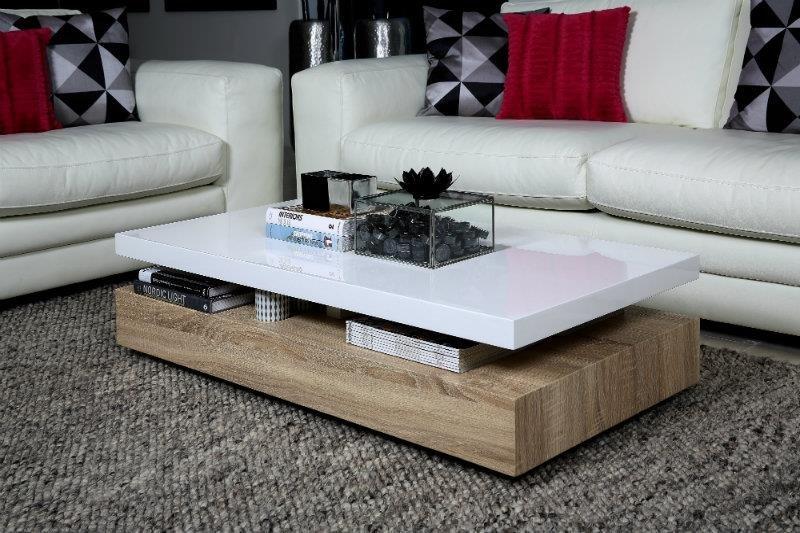 Et sofabord, der også fungerer som opbevaringsmøbel