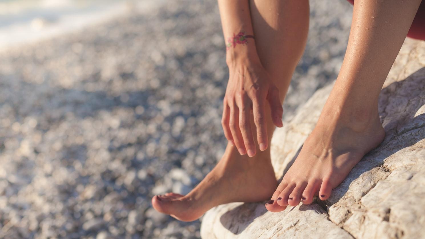 Sådan plejer du dine fødder bedst muligt