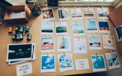 Smart opbevaring af fotos
